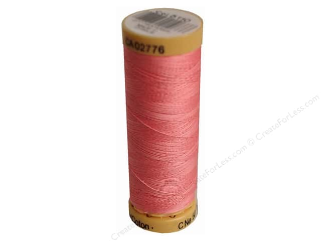 Gutermann 100% Natural Cotton Sewing Thread 109 yd. #5110 Dark Pink