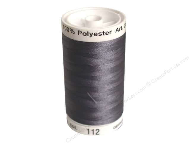 Mettler PolySheen Embroidery Thread 875 yd. #112 Leadville