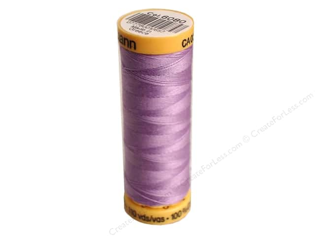 Gutermann 100% Natural Cotton Sewing Thread 109 yd. #6080 Lavender