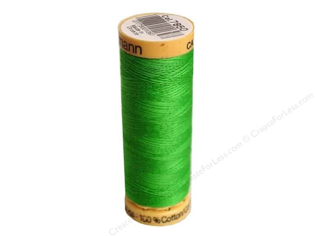 Gutermann 100% Natural Cotton Sewing Thread 109 yd. #7850 Caribbean Sea