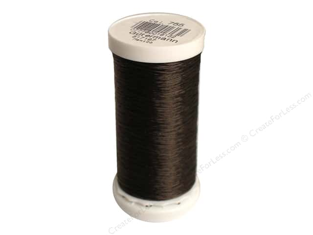 Gutermann Invisible Thread 250M 100% Nylon Smoke