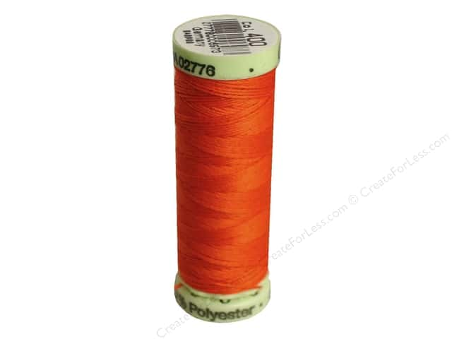 Gutermann Top Stitch Heavy Duty Thread 33 yd. #400 Poppy