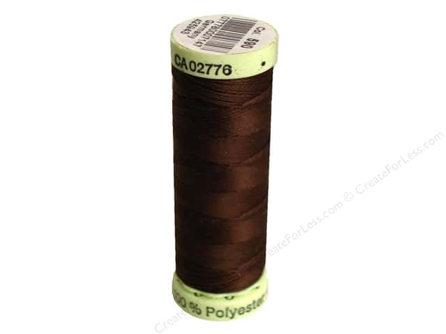 Gutermann Top Stitch Heavy Duty Thread 33 yd. #590 Clove