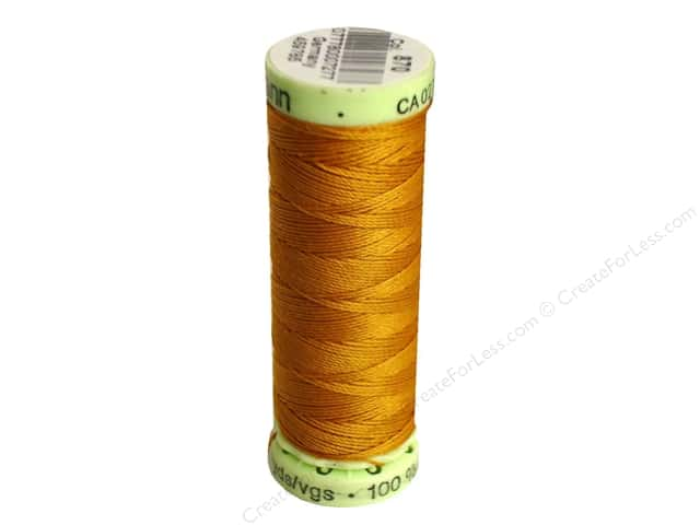 Gutermann Top Stitch Heavy Duty Thread 33 yd. #870 Topaz