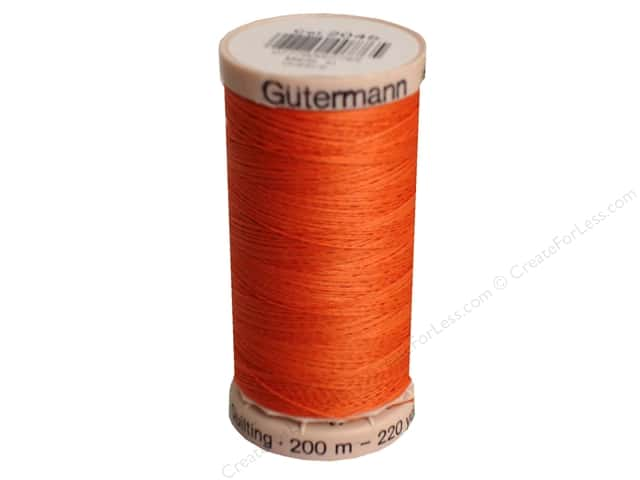 Gutermann Hand Quilting Thread 220 yd. #2045 Light Dusk
