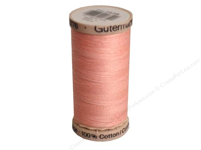 Gutermann Hand Quilting Thread 220 yd. #2538 Pink