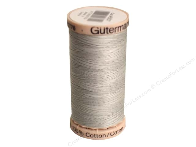 Gutermann Hand Quilting Thread 220 yd. #4507 Light Grey