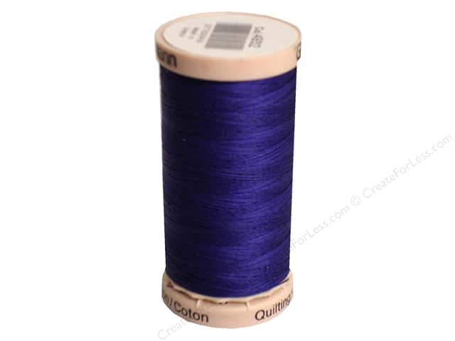 Gutermann Hand Quilting Thread 220 yd. #4932 Dark Navy