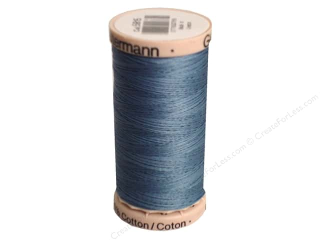Gutermann Hand Quilting Thread 220 yd. #5815 Light Slate Blue