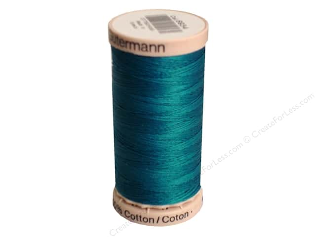 Gutermann Hand Quilting Thread 220 yd. #6934 Turquoise