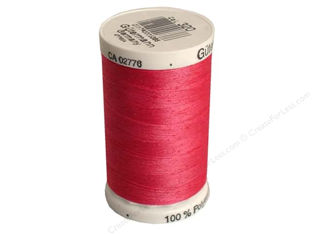 Gutermann Sew-All Thread 547 yd. #320 Dusty Rose