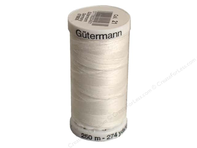 Gutermann Sew-All Thread 273 yd. #021 Oyster