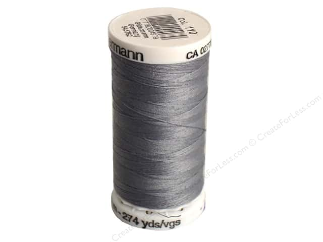 Gutermann Sew-All Thread 273 yd. #110 Slate