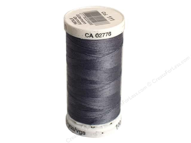 Gutermann Sew-All Thread 273 yd. #111 Flint
