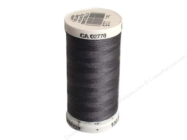 Gutermann Sew-All Thread 273 yd. #115 Rail Grey