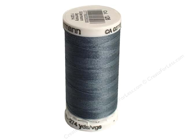 Gutermann Sew-All Thread 273 yd. #126 Glacier