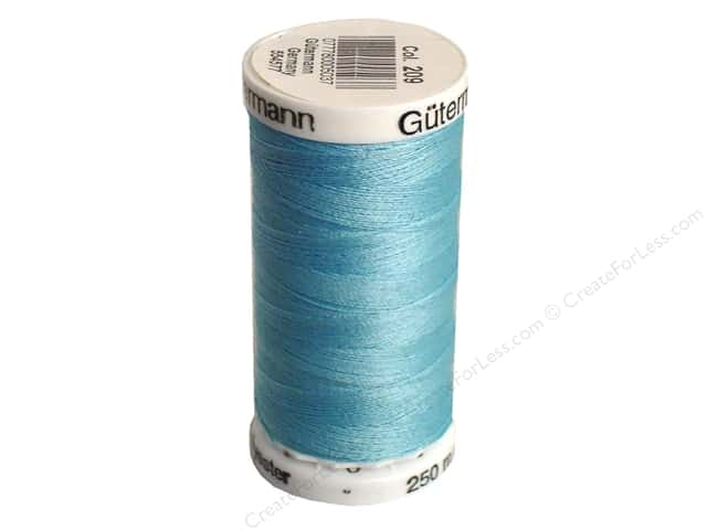 Gutermann Sew-All Thread 273 yd. #209 Powder Blue