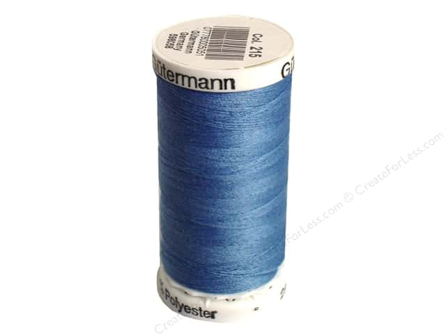 Gutermann Sew-All Thread 273 yd. #215 French Blue