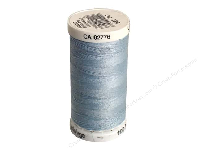 Gutermann Sew-All Thread 273 yd. #220 Blue Dawn