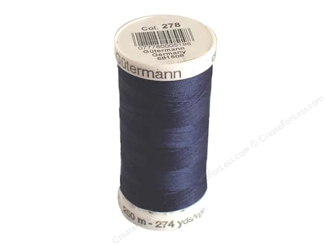 Gutermann Sew-All Thread 273 yd. #278 Midnight