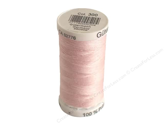 Gutermann Sew-All Thread 273 yd. #300 Light Pink