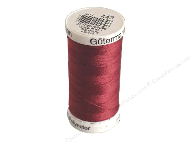 Gutermann Sew-All Thread 273 yd. #443 Garnet