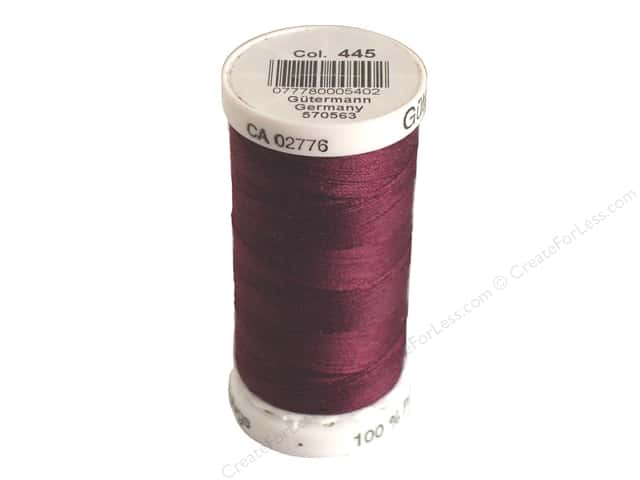 Gutermann Sew-All Thread 273 yd. #445 Magenta