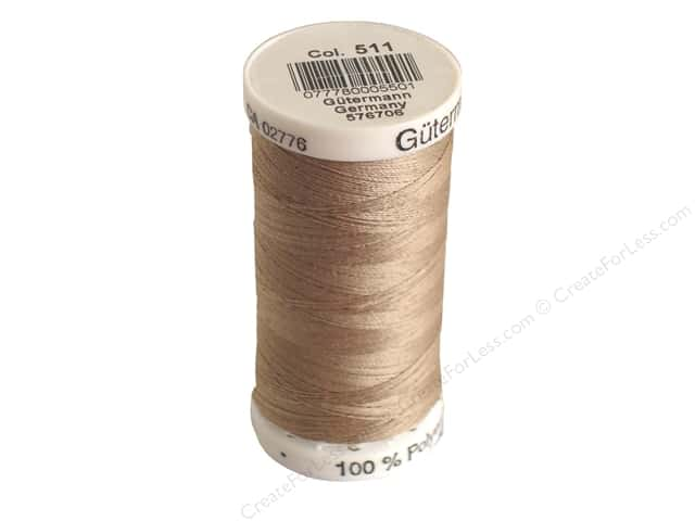 Gutermann Sew-All Thread 273 yd. #511 Dove Beige