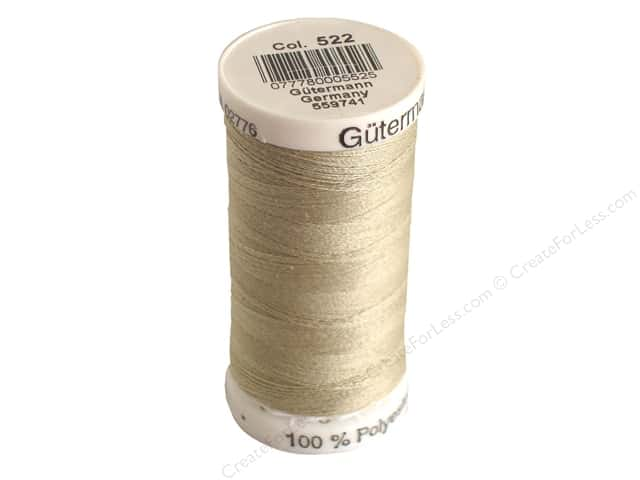 Gutermann Sew-All Thread 273 yd. #522 Cornsilk