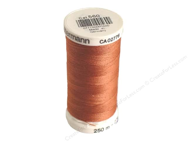 Gutermann Sew-All Thread 273 yd. #560 Spice