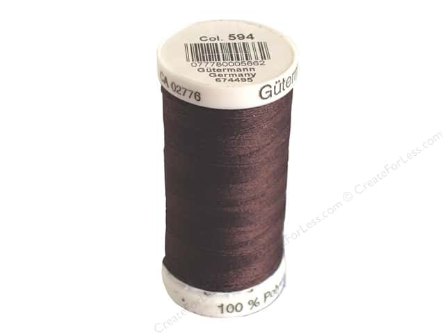 Gutermann Sew-All Thread 273 yd. #594 Walnut