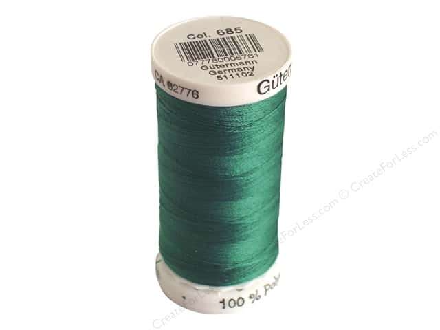 Gutermann Sew-All Thread 273 yd. #685 Nile Green
