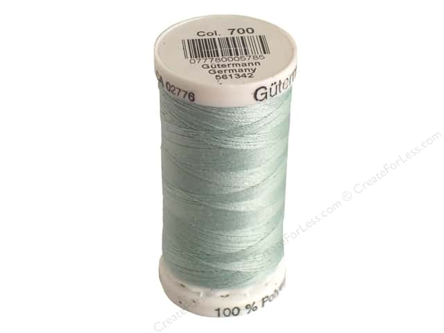 Gutermann Sew-All Thread 273 yd. #700 Mint Green
