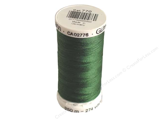 Gutermann Sew-All Thread 273 yd. #770 Turtle