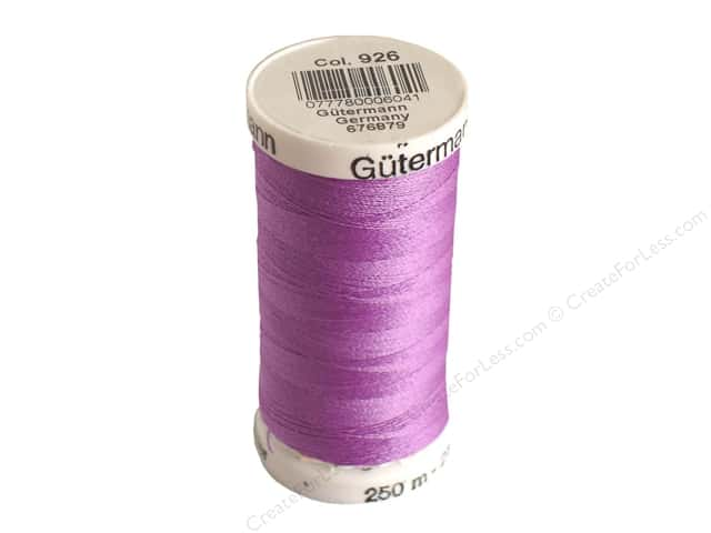 Gutermann Sew-All Thread 273 yd. #926 Light Purple