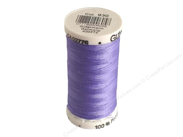 Gutermann Sew-All Thread 273 yd. #930 Periwinkle