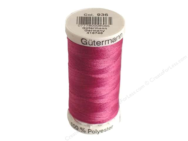 Gutermann Sew-All Thread 273 yd. #936 Laurel