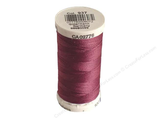 Gutermann Sew-All Thread 273 yd. #937 Dewberry