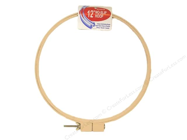 Morgan Quality Products No-Slip Hoops 12""