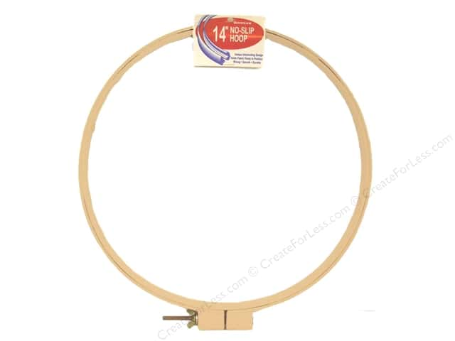Morgan Quality Products No-Slip Hoops 14""