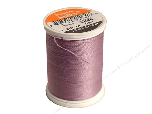 Sulky Cotton Thread 12 wt. 330 yd. #1032 Medium Purple