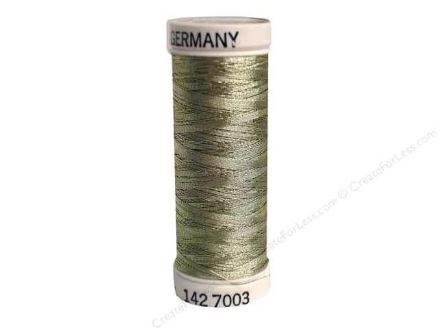 Sulky Original Metallic Thread 165 yd. #7003 Light Gold