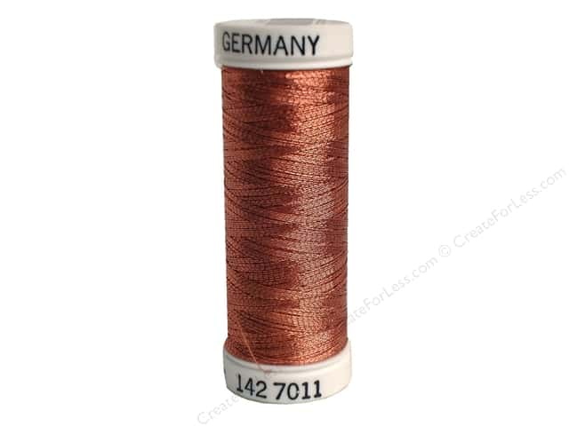 Sulky Original Metallic Thread 165 yd. #7011 Light Copper
