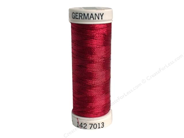 Sulky Original Metallic Thread 165 yd. #7013 Rose