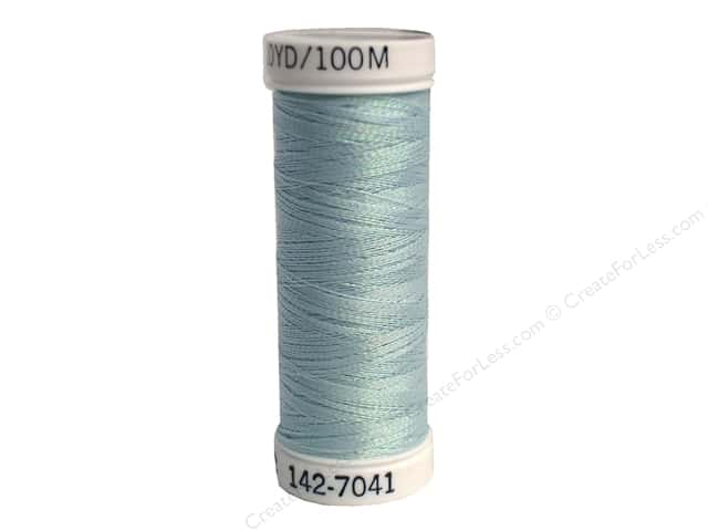 Sulky Original Metallic Thread 165 yd. #7041 Prism Pastel Blue