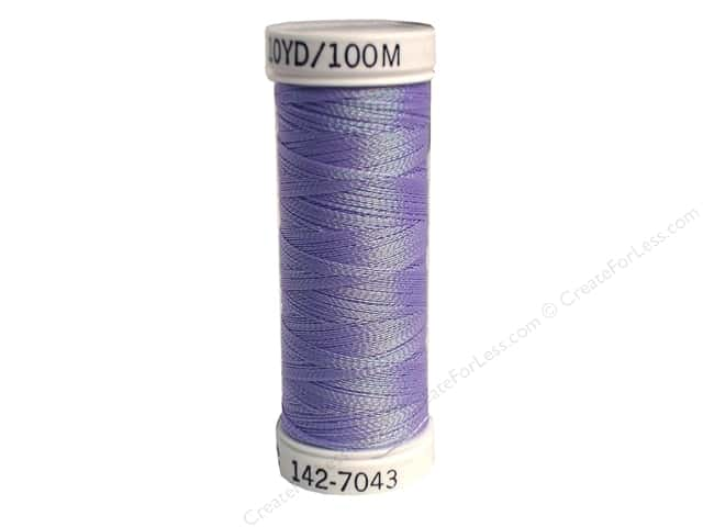Sulky Original Metallic Thread 165 yd. #7043 Rainbow Prism Purple