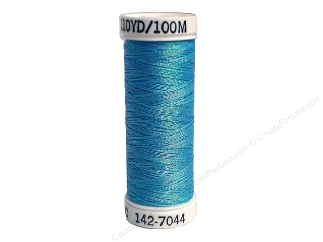 Sulky Original Metallic Thread 165 yd. #7044 Rainbow Prism Blue