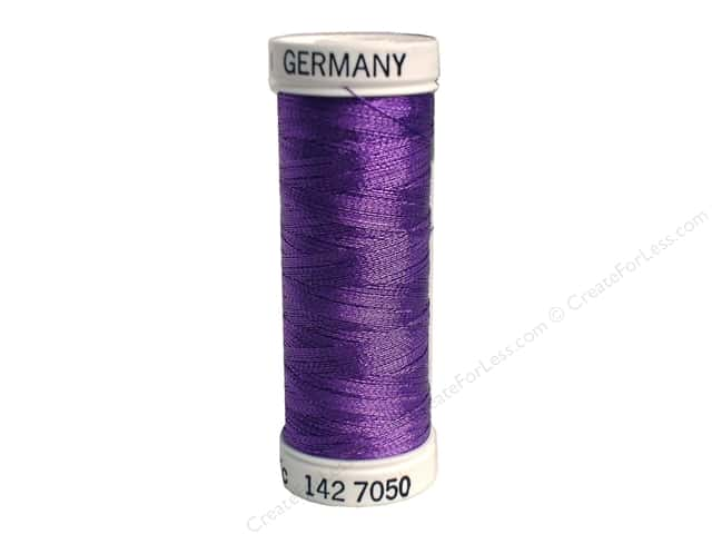 Sulky Original Metallic Thread 165 yd. #7050 Purple