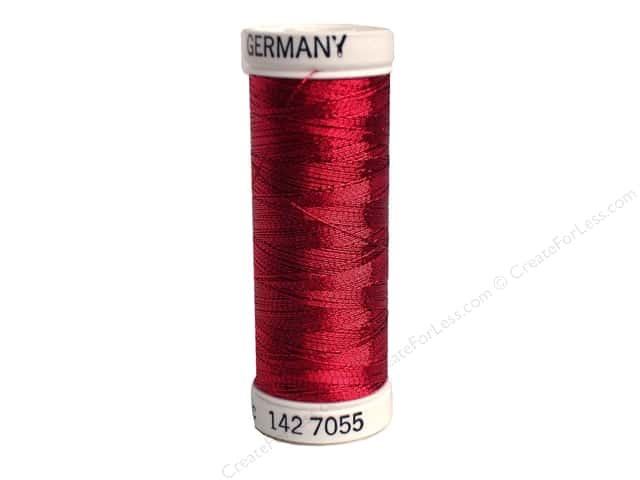 Sulky Original Metallic Thread 165 yd. #7055 Cranberry