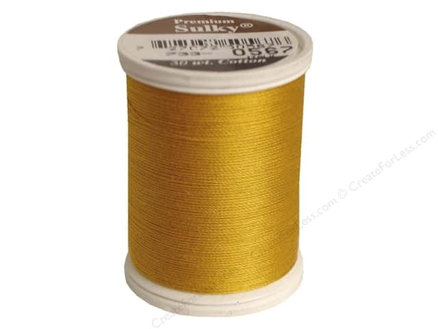 Sulky Cotton Thread 30 wt. 500 yd. #567 Butterfly Gold